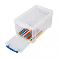 8ltr Really Useful Box (Clear)