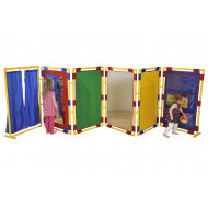 6 Rectangular Activity Panels