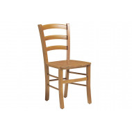 Rowsley Side Chair With Wooden Seat