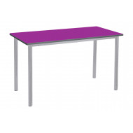 RT45 Rectangular Classroom Tables 11-14 Years