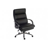 Contour Heavy Duty Executive Leather Chair