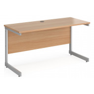 Tully I Narrow Rectangular Desk