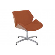 Lockwood Chair With Memory Return Swivel Base & Outer Back