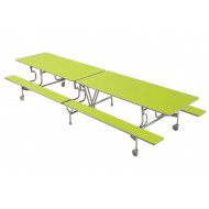Sico BY Mobile Folding Bench Tables