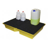 104 Litre Capacity Spill Tray (Base And Grid)