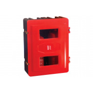 Fire Extinguisher Cabinet For 2 x 9kgs Extinguishers