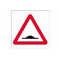 Speed Ramps Traffic Sign