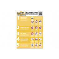 Electric Shock Guidance Poster