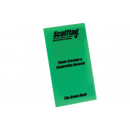 Scafford Tower Erection & Inspection Book