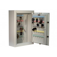 Securikey High Security Deep 50 Key Cabinet