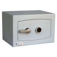 Securikey Mini Vault Gold Cash Safe Size 0 With Key Lock (7ltrs)