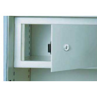 Lockable Inner Compartment For Fire Stor 1021