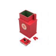 Securikey Protector ABP Size 5 Underfloor Safe With Key Lock