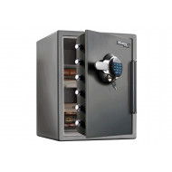 Master Lock LTW205GYC XX Large 2 Hour Fire Safe With Electronic Lock (57ltrs)
