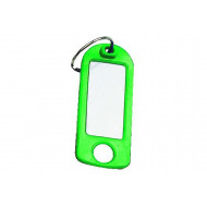 Key Tags With Hanging Holes