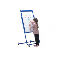 Little Rainbows Mobile Magnetic Easel