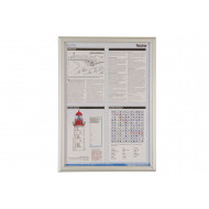 Aluminium Poster Display Frames