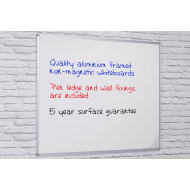 Heavy Duty Non-Magnetic Writing Board