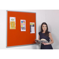 Highlight Flame Shield Aluminium Noticeboards