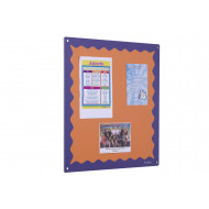 Pin Panelz Set Of 3 Primary Noticeboards