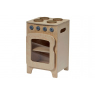 Natural Cooker Play Set
