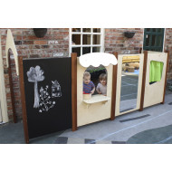 Outdoor Play 6 Panel Set