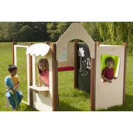 Outdoor Play 8 Panel Set