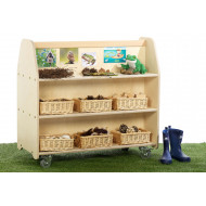 Outdoors Double Sided Storage