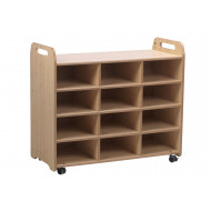 Playscapes 3 Column Storage Unit