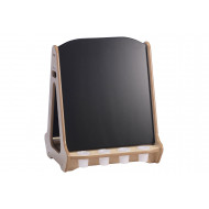 Playscapes double sided chalkboard easel