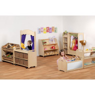 Playscapes Dressing Up Play Zone