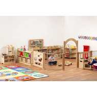 Playscapes Imagination Zone With Large Baskets