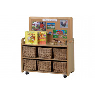 Playscapes Mobile Tall Unit With Display