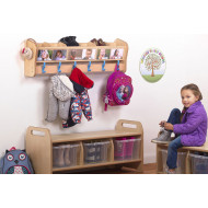 Playscapes Cloakroom Set 1