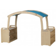 Playscapes Tall Level Den Cave Set