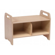 Playscapes Welcome Storage Bench (Small)