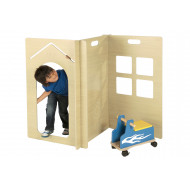 Role Play 3 Panel House Set