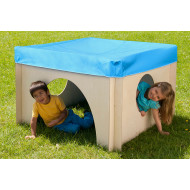 Slot Together Outdoor Cosy Den