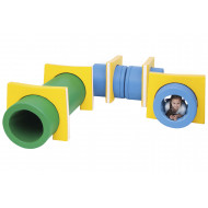Soft Tunnel Play Set