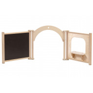 Toddler Play Panel Set (3 Panel Set)