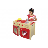Wolds Complete Toddler Kitchen Set