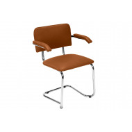 Pack Of 4 Carter Visitor Armchairs