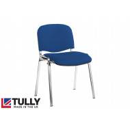 Tully Chrome Frame Conference Chair