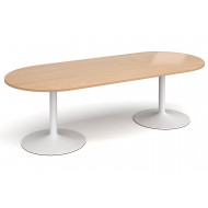 Sassoon Radial Boardroom Table
