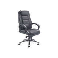 Next-Day Cota Leather Faced Executive Chair