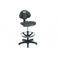 Echo Deluxe Industrial Draughtsman Chair
