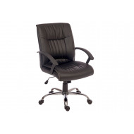 Next-Day Ballot Executive Leather Chair