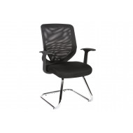Caucus Mesh Back Visitor Chair