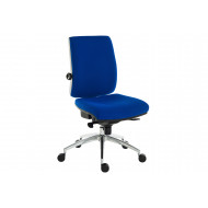 Baron Deluxe 24HR Ergonomic Operator Chair (Fabric)