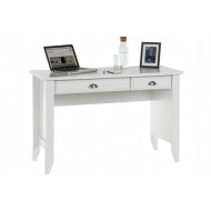 Byre Laptop Desk (White)